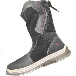 new Santana Canada ✪ Faux Fur Winter Boot ✪ Grey